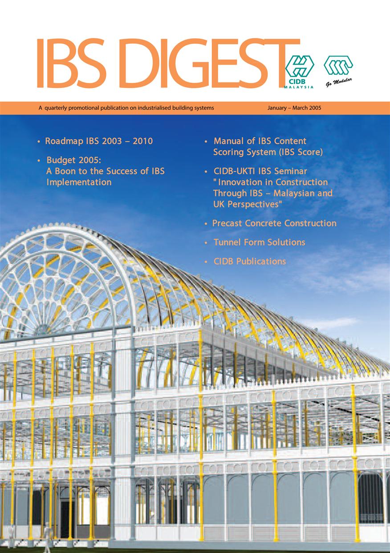 IBS Digest 2005