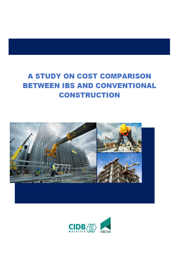 20.Cost Comparison Study Between IBS & Conventional Construction