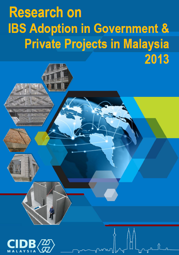14. IBS ADOPTION IN GOVERNMENT AND PRIVATE PROJECTS 2013